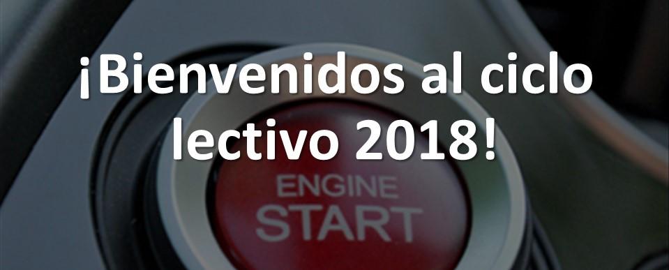 2018 inicio