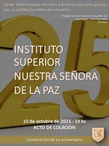 25 años del Superior La Paz (1)