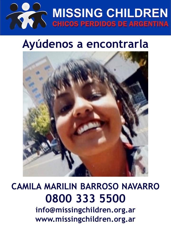 Camila Barroso Navarro
