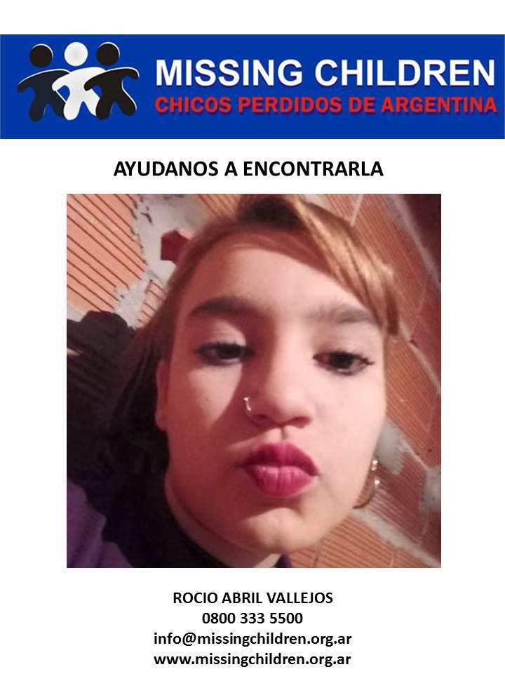 Missing children_Rocío Vallejos