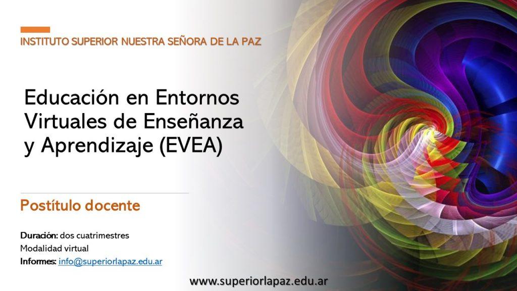 Postítulo_EVEA_@Superior.lapaz